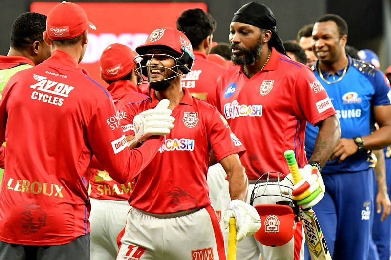 KXIP beat MI in a thrilling game that went down to the second Super Over