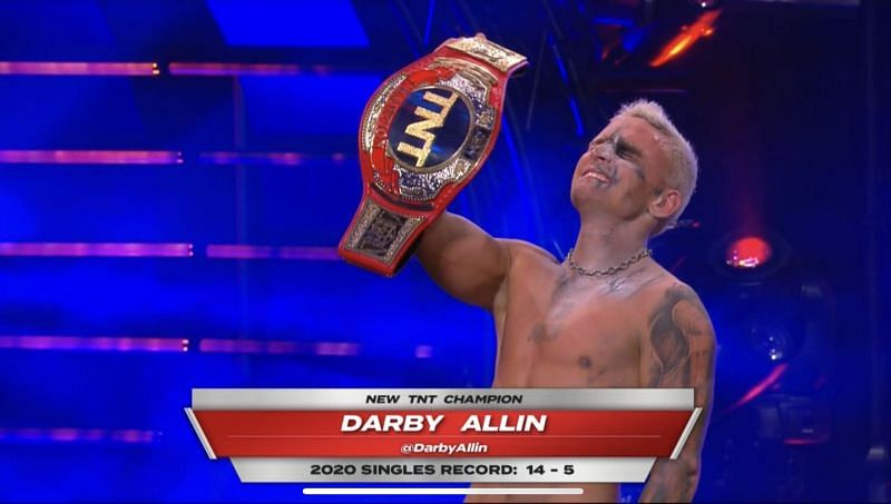 Darby Allin finally wins the big one at AEW Full Gear, thus becoming the company