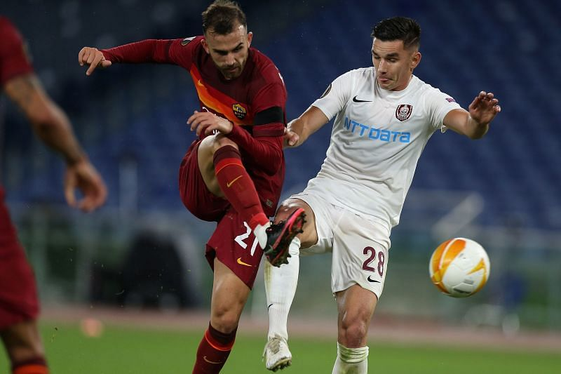 AS Roma and CFR Cluj clash in Group A of the UEFA Europa League