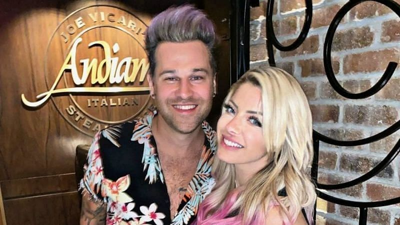 Alexa Bliss has just become engaged to Ryan Cabrera