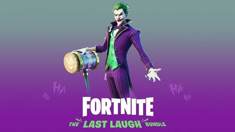 Fortnite: Last Laugh Bundle finally hits in-game store