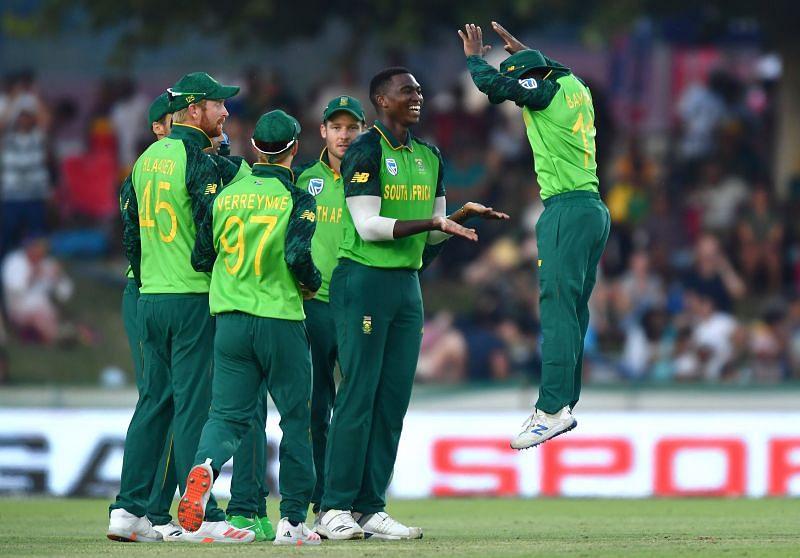 South Africa v Australia - 1st ODI
