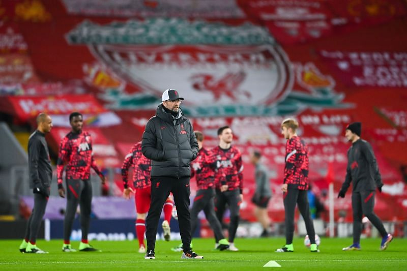 Liverpool manager Jurgen Klopp is looking for defensive reinforcements in January.