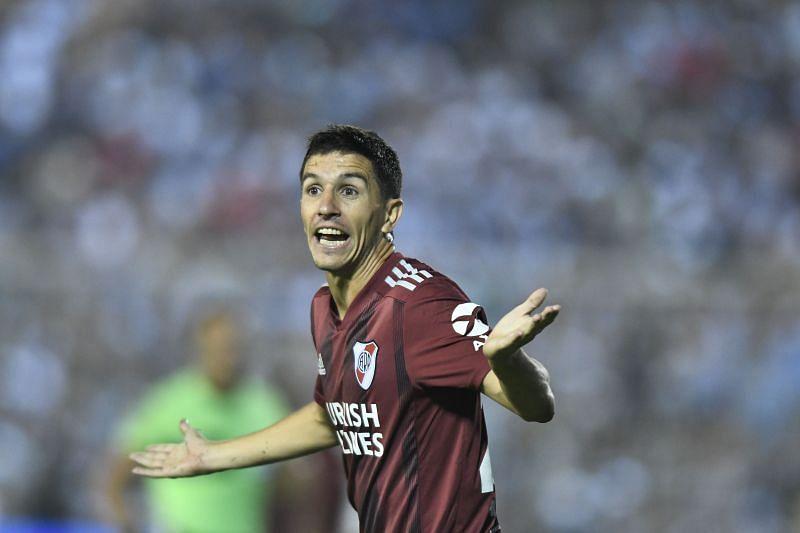 River Plate play Godoy Cruz on Sunday