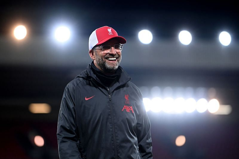 Klopp will be delighted with the Supercomputer