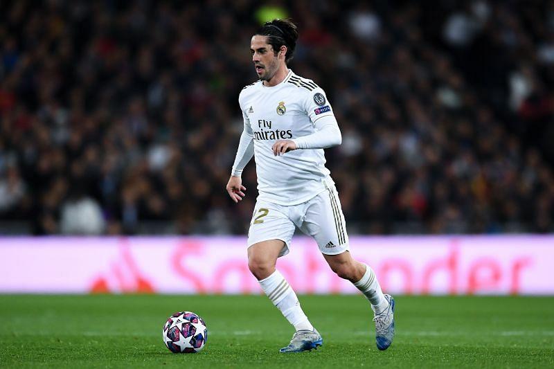 Isco might have no future at Real Madrid.