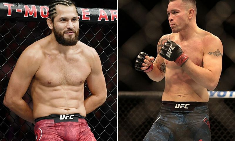 Colby Covington and Jorge Masvidal could take their rivalry onto TUF.