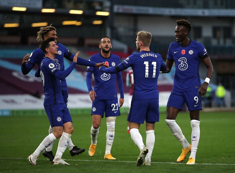 Chelsea play Rennes on Wednesday