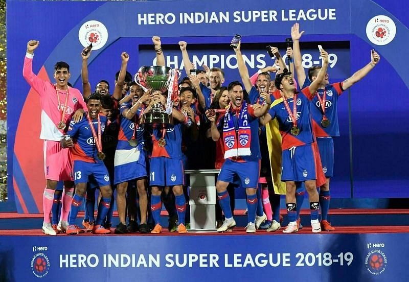 The likes of Bengaluru FC will be looking for redemption this season