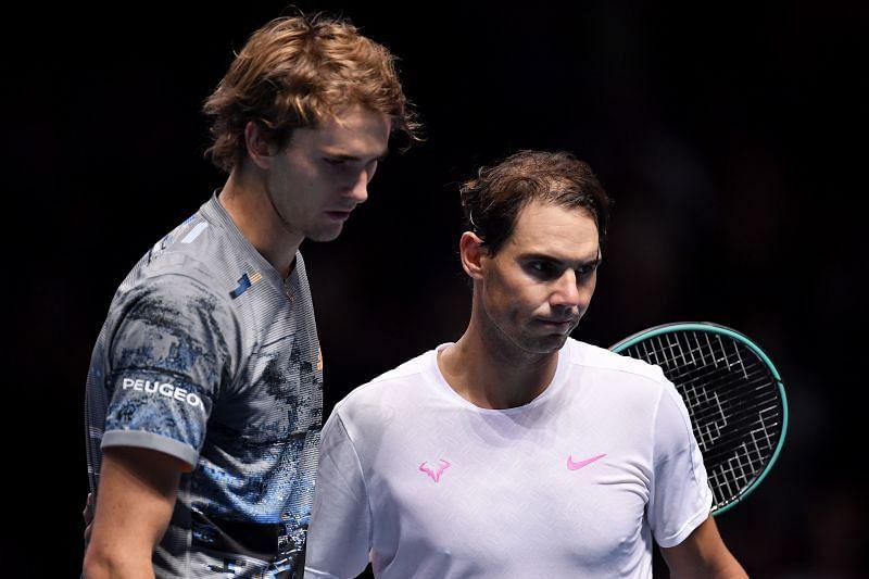Alexander Zverev ended Rafael Nadal