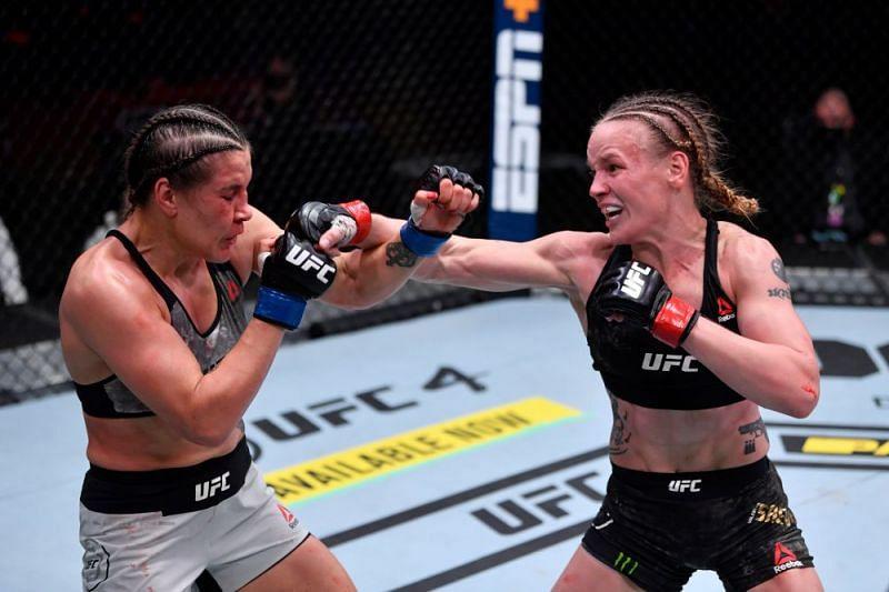 Valentina Shevchenko remains the UFC Flyweight champion.