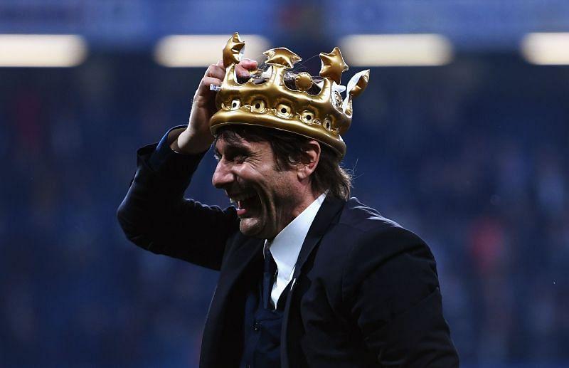 Former Chelsea coach Antonio Conte