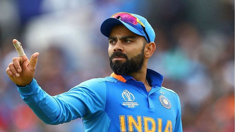 Virat Kohli has enjoyed reasonable success as the Indian captain.