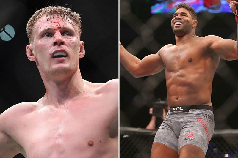 Alexander Volkov and Alistair Overeem are set for February 2021