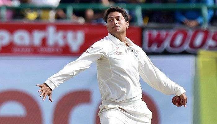 Kuldeep Yadav is part of the ODI and Test team in Australia