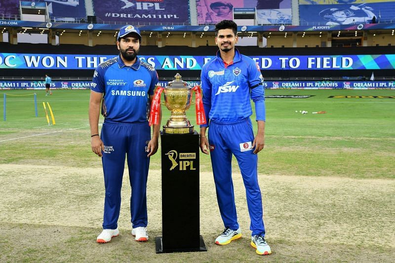 MI will take on DC in the IPL 2020 final tonight (Credits: IPLT20.com)