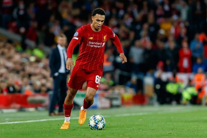 Trent Alexander-Arnold is the assist-king for the Reds.