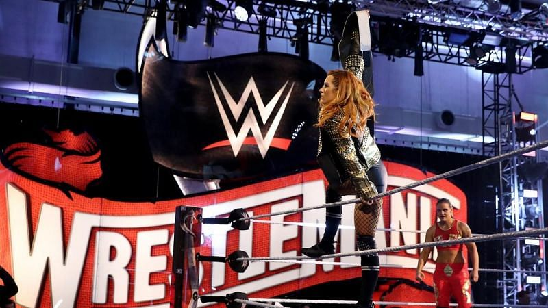 Like WrestleMania 36, the 37th edition may not look like the usual event
