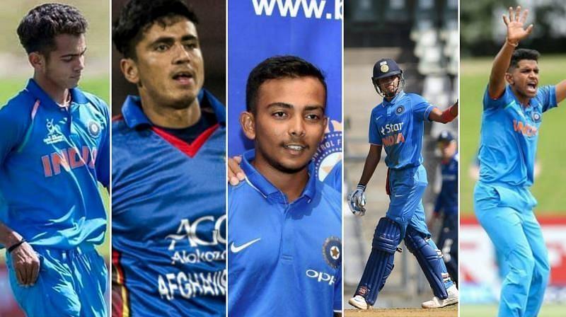 Shivam Mavi, Prithwi Shaw, Kamlesh Nagarkoti, and Shubhman Gill have been instrumental for their respective franchises in IPL so far