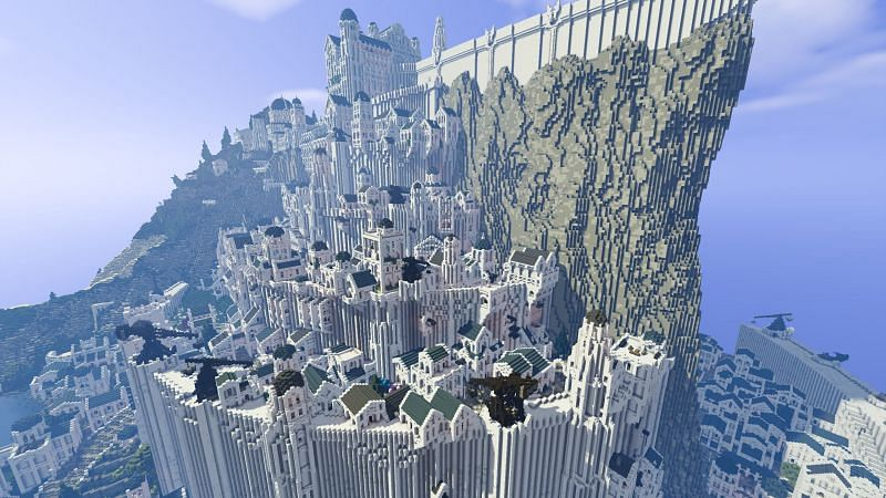 Image via Minecraft Middle-Earth