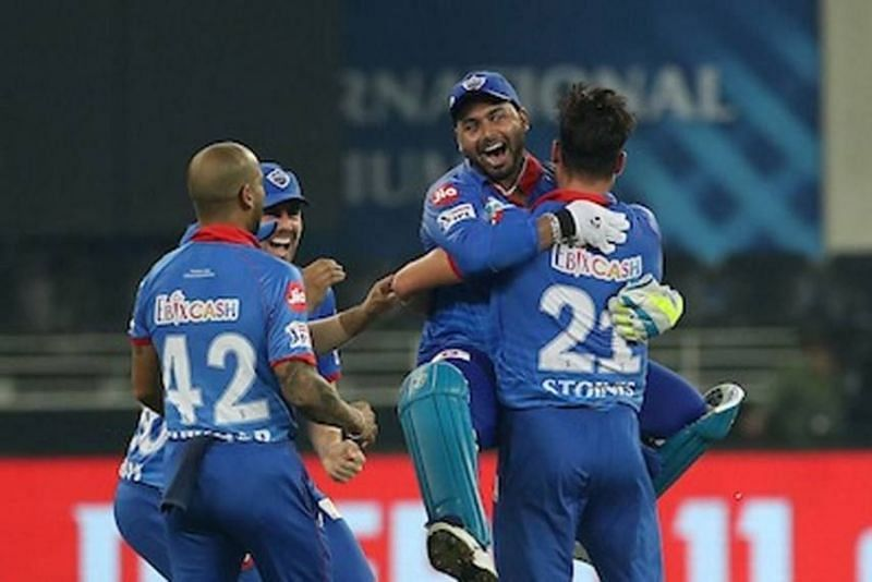 Delhi Capitals snatched victory from the jaws to defeat to beat Kings XI Punjab in the Super Over