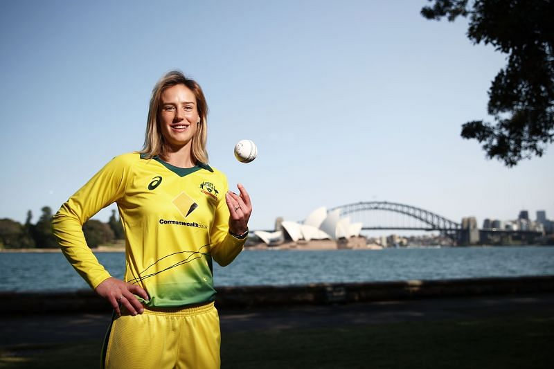 Ellyse Perry is arguably Australia