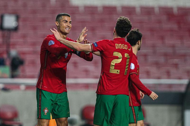 Portugal defeated Croatia 3-2 in the UEFA Nations League