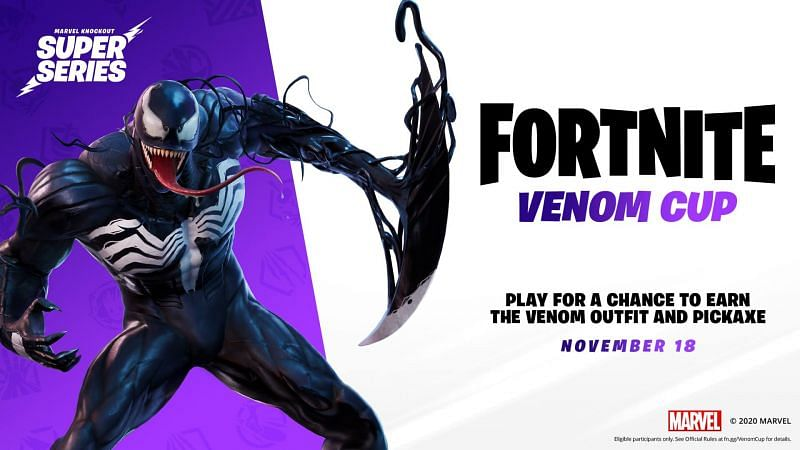 How To Unlock The Venom Skin For Free In Fortnite Browse the marvel venom skin. the venom skin for free in fortnite