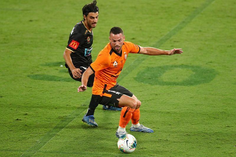 A-League Rd 27 - Brisbane v Newcastle
