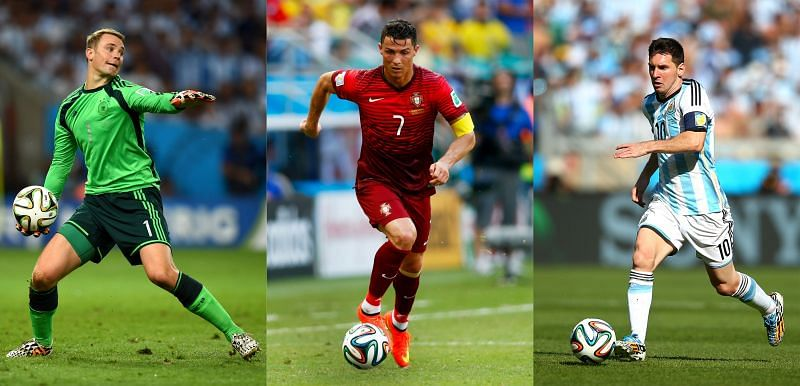 The best players in the world are in action this month