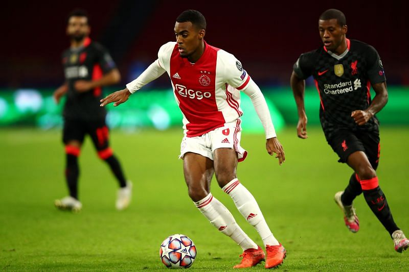 Gravenberch has delivered eye-catching performances for Ajax so far this season