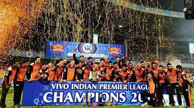 SRH beat RCB in the 2016 IPL final.