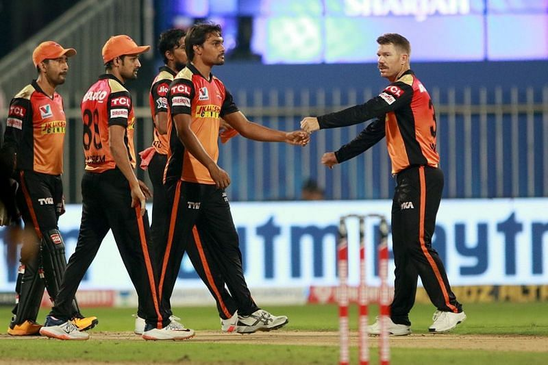 Sandeep Sharma has shown his wicket-taking abilities in the powerplay overs [P/C: iplt20.com]