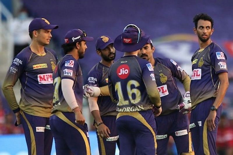 KKR bowlers pulled out a victory out of nowhere against KXIP.