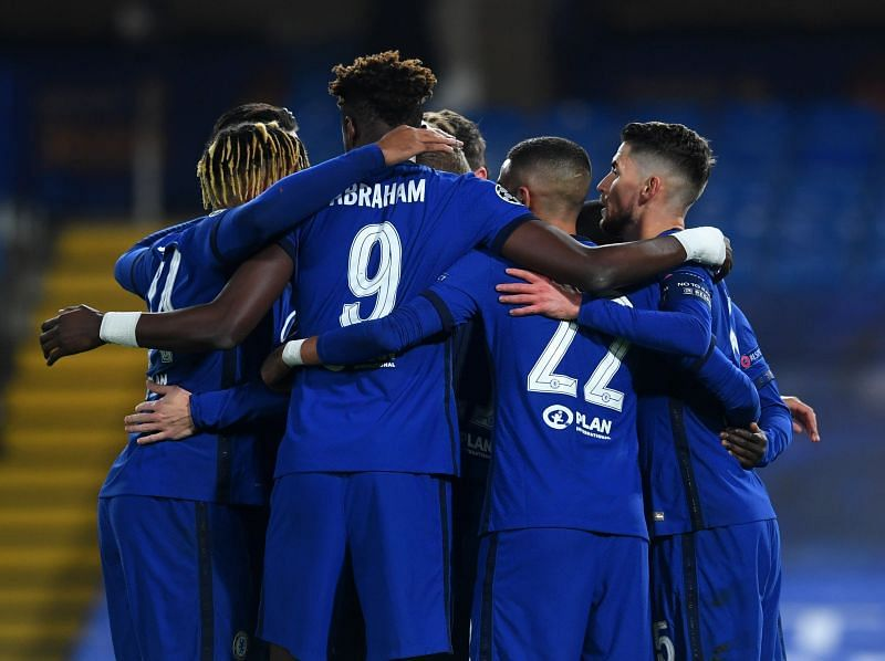Chelsea are unbeaten in their previous 10 matches across all competitions