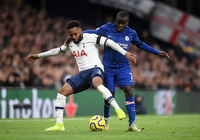Danny Rose looks set to leave Tottenham Hotspur in the near future.