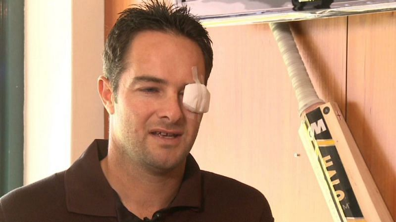Mark Boucher was forced to retire after a freak eye injury.