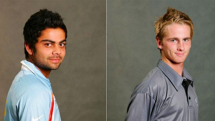 The beards of Williamson and Kohli have grown in proportion to their skill with the bat