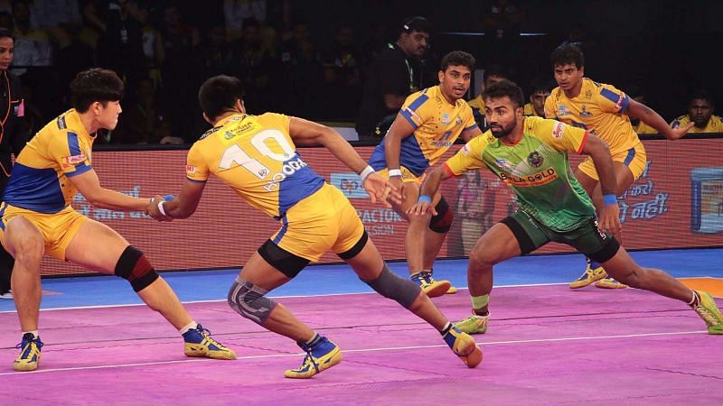 Monu Goyat was the find for Patna Pirates in Season 5.