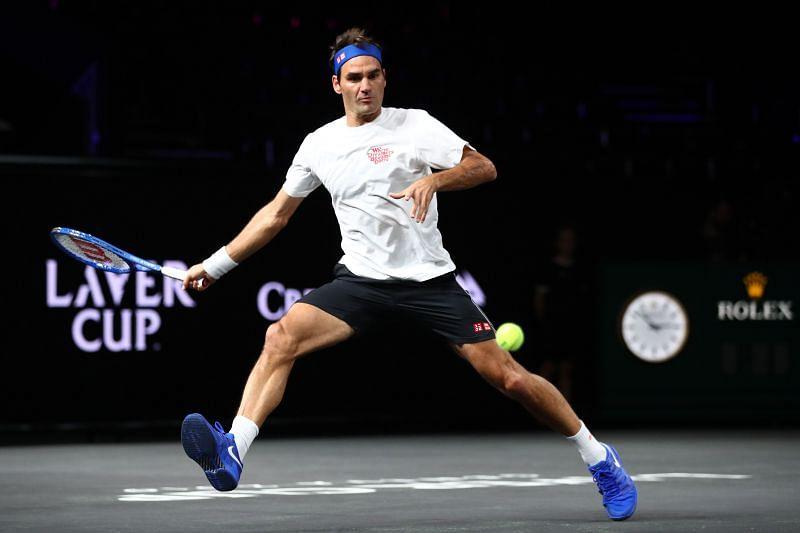 Roger Federer will make a comeback in 2021.