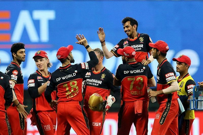 Aakash Chopra believes that RCB do not need to tinker with their squad a lot. [P/C: iplt20.com]