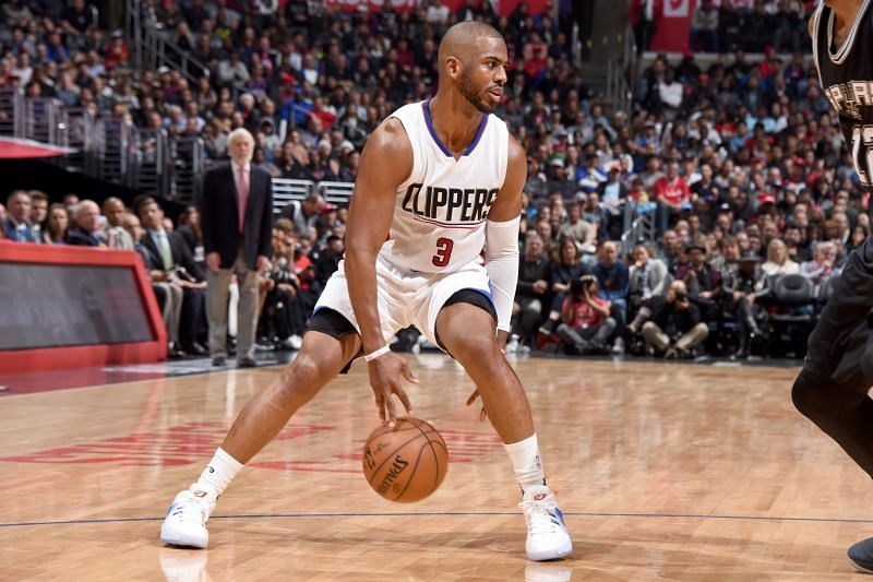Chris Paul playing for the LA Clippers