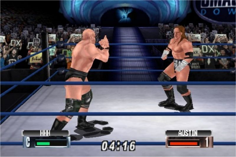 WWE No Mercy for N64 is widely regarded as the best wrestling games ever