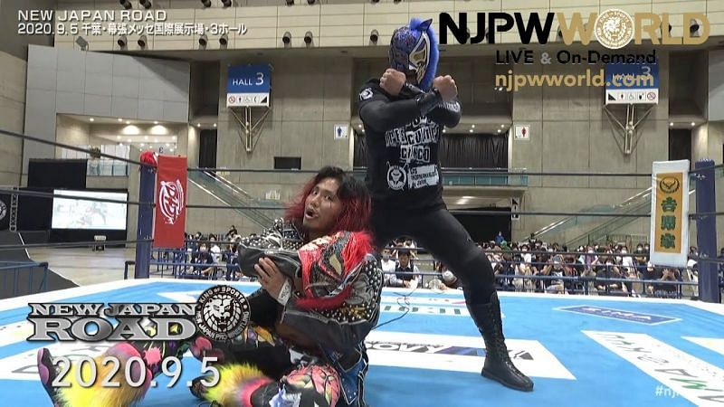 Best of Super Juniors 27 present many intriguing matches including a battle of LIJ members.