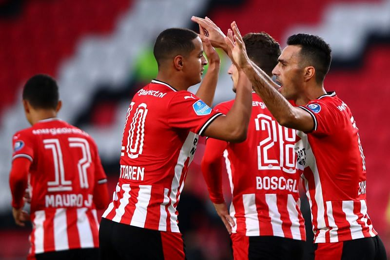 PSV Eindhoven will take on Twente in the Eredivisie