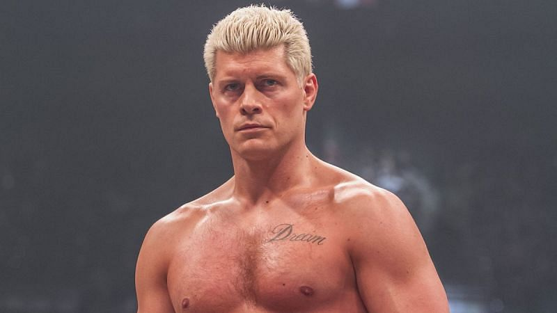 Cody Rhodes had a brutal match in the main event of AEW Dynamite