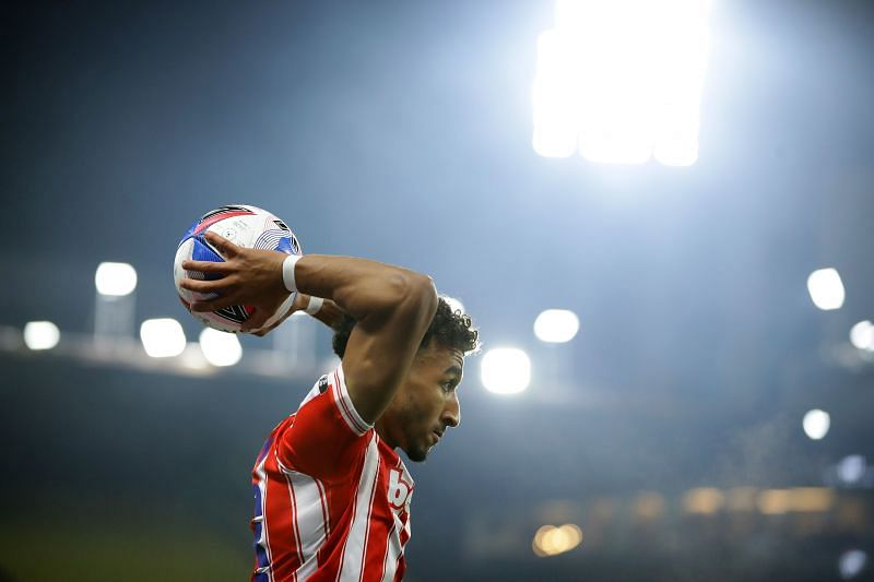 Threw it away: Stoke fans will be rueing the missed chance to have taken points off Watford in midweek