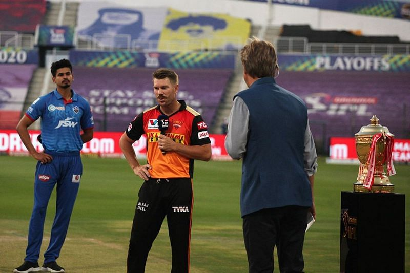 DC and SRH had very contrasting paths to reach Qualifier 2. [PC: iplt20.com]