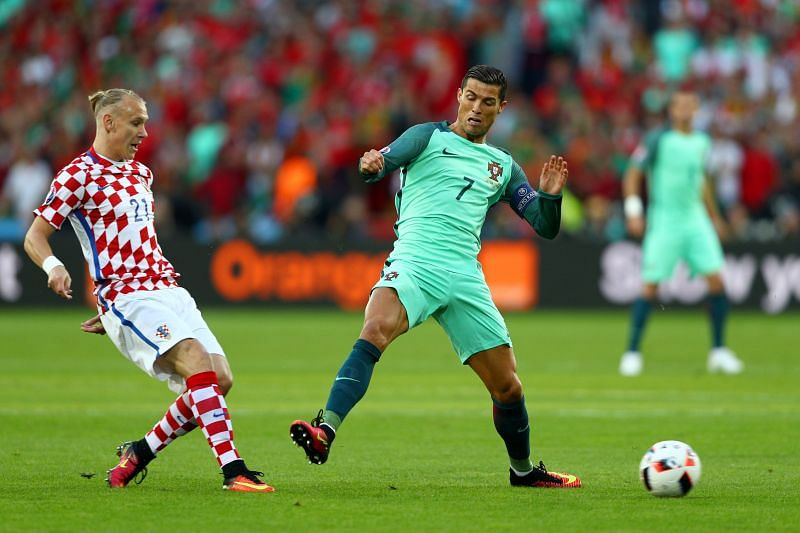 Croatia v Portugal - Round of 16: UEFA Euro 2016