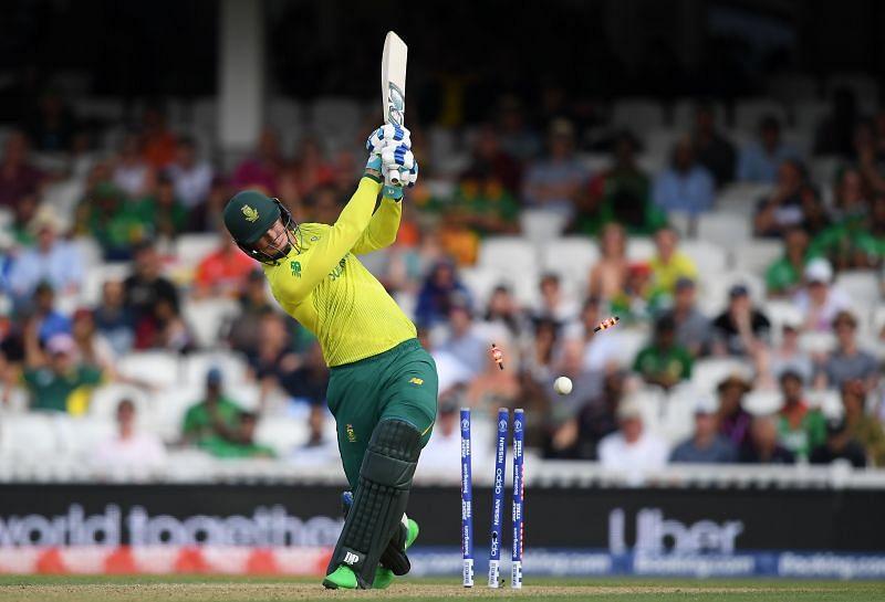 Van der Dussen deserves a shot at the SA test captaincy
